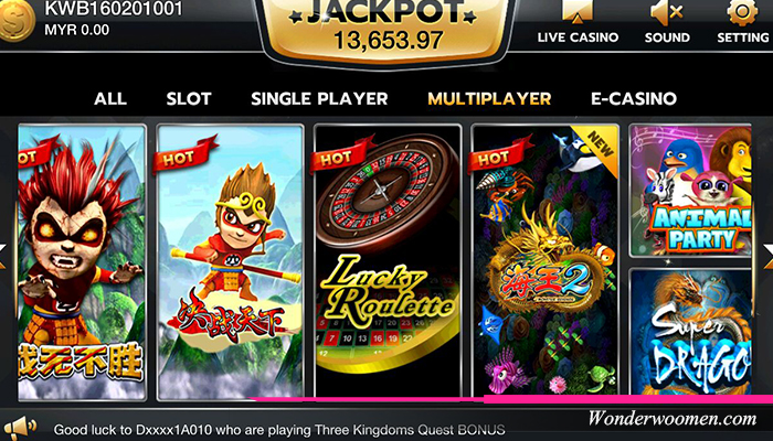 Permainan Joker123 Casino Terbaik