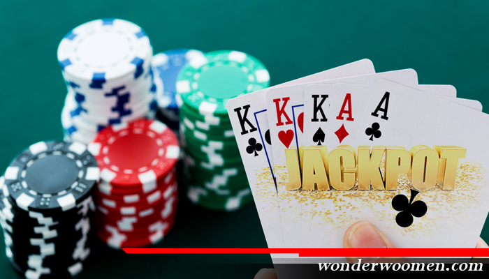 Trick Jitu Waktu Beli Jackpot Poker