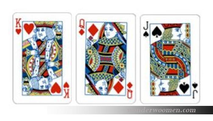 three picture