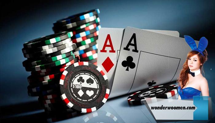 Permainan Judi Poker Online Kelas Atas.