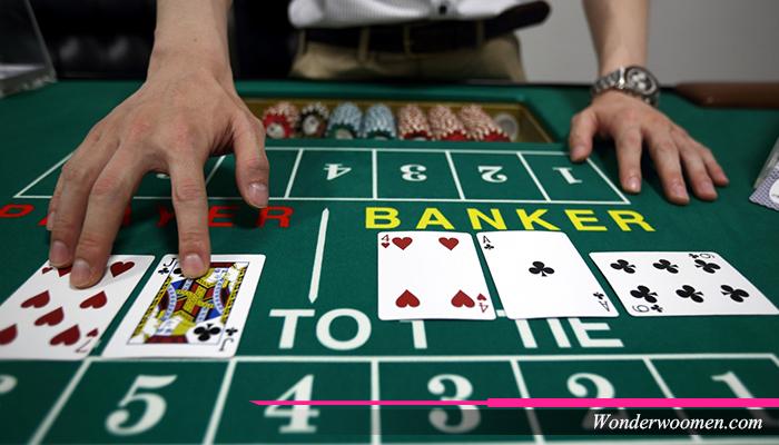 Bermain Baccarat di Joker123 Casino