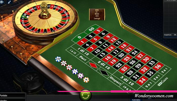 Bermain Roulette di Joker123 Casino