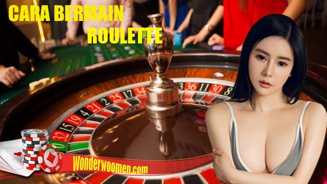 Cara Jitu Menang Roulette Online