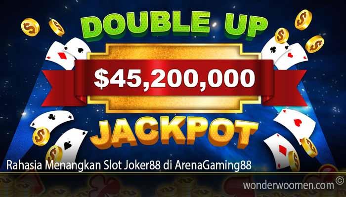 Rahasia Menangkan Slot Joker88 di ArenaGaming88